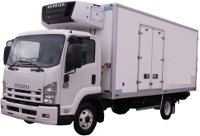 8.5 Pallet Refrigerated Truck